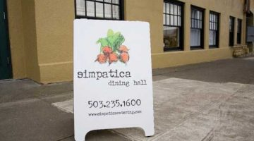 Review: Simpatica Dining Hall