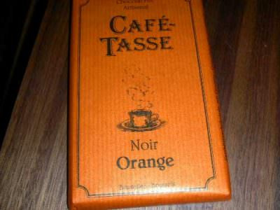 Cafe Tasse Chocolate at Cacao Chocolate Portland
