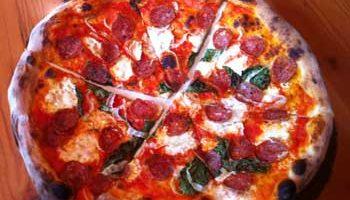Ken's Artisan Finocchiona Pizza