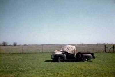 Truck in Maypearl