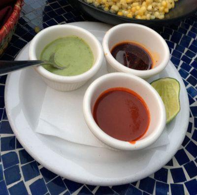 Autentica Portland salsa