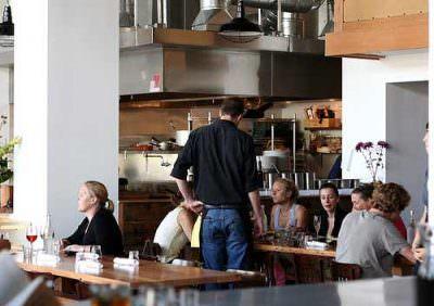 Clyde Common Restaurant Portland