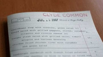 Review: Clyde Common