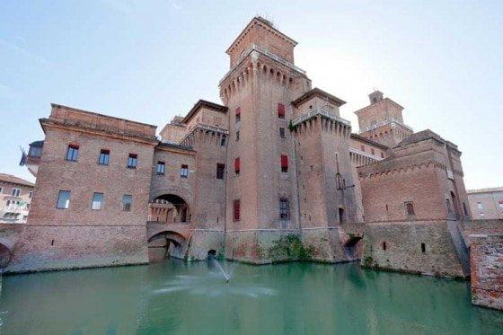 Ferrara Castelle Estense