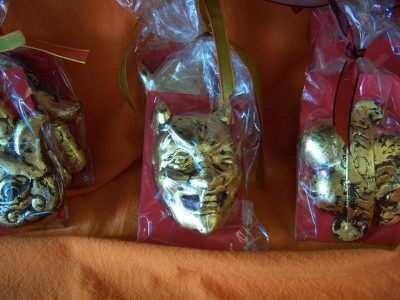 Alma Chocolate Masks