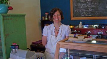 Sarah Hart of Alma Chocolates Portland