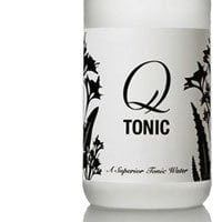 Bottle of Q-Tonic