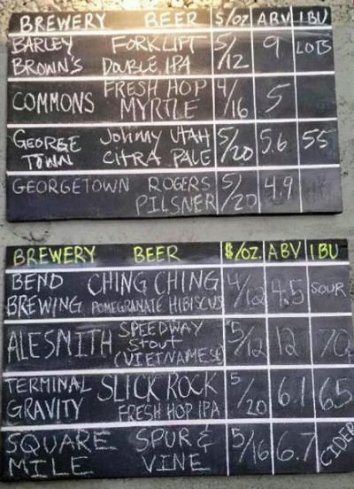Bridgetown Beerhouse