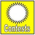 Contests sign