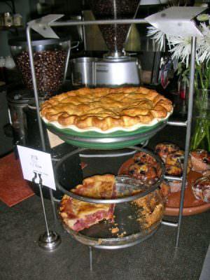 Random Order Bakery Portland Pie