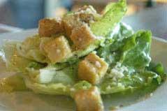 Cafe Castagna Caesar Salad