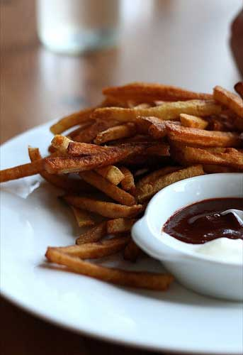 Clyde Common Fries
