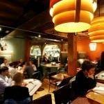 Andina Restaurant Portland Bar