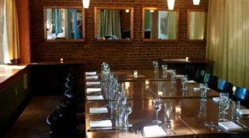 Event Space: Park Kitchen