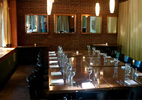 Park Kitchen Private Dining