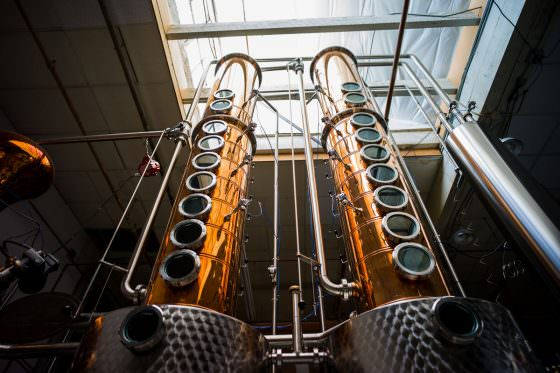 Industrial Row Distillery