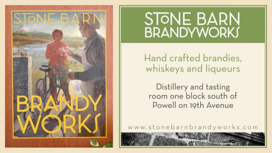 Stone Barn Brandyworks Portland Distillery Guide