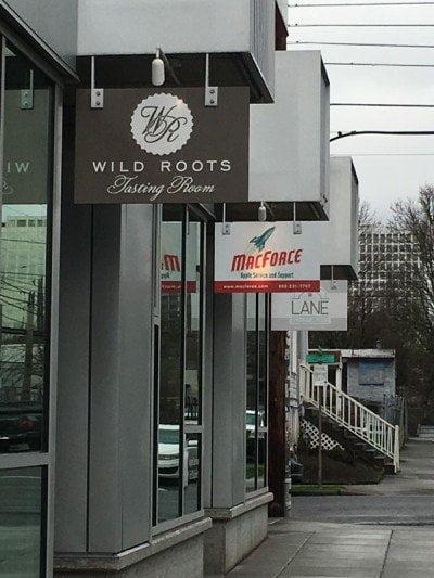 Wild Roots Distillery Portland