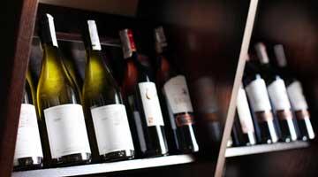Misc Wine shelf