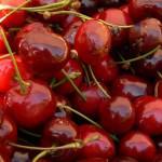 Beaverton Farmers Market Cherries