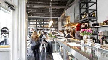 Portland Event Space: Olympia Provisions SE
