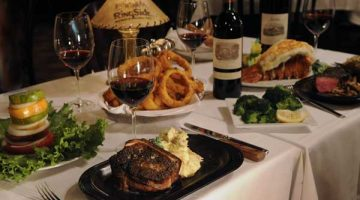 Review: Back to Ringside Steakhouse