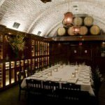 Ringside Steakhouse Barrel Room