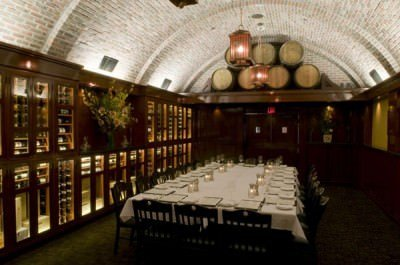Ringside Steakhouse Barrel Room