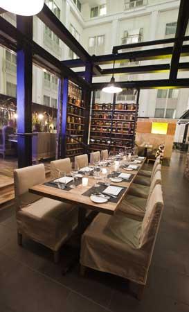 Event E Urban Farmer Restaurant Portland