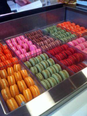 Nuvrei Bakery Portland Macarons