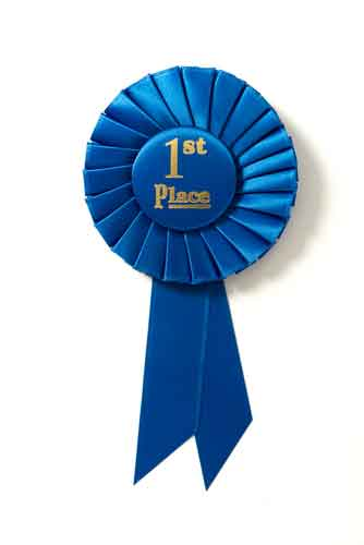 Ribbon Prize Award