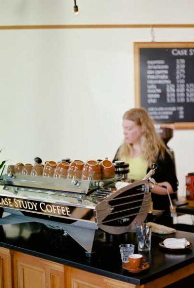 Case Study Coffee Portland