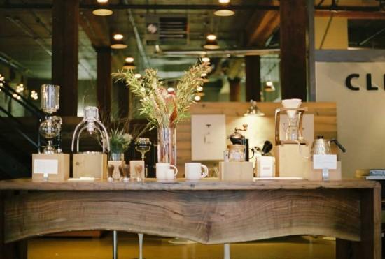 Clive Coffee Portland Interior