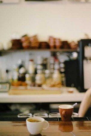Courier Coffee Portland