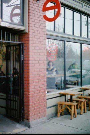 Red E Cafe Portland
