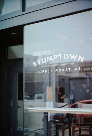 Stumptown Coffee Ace Hotel