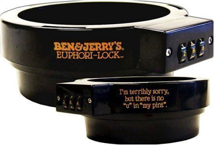 Ben & Jerry's Euphori Lock