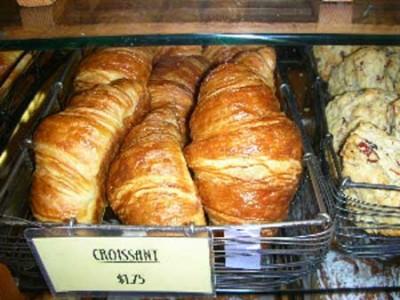 Baker & Spice Croissants