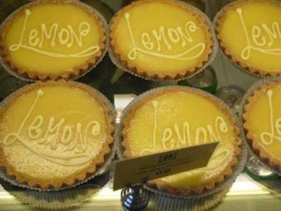 Baker & Spice Lemon Tarts