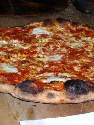 Apizza Scholls Plain Pie