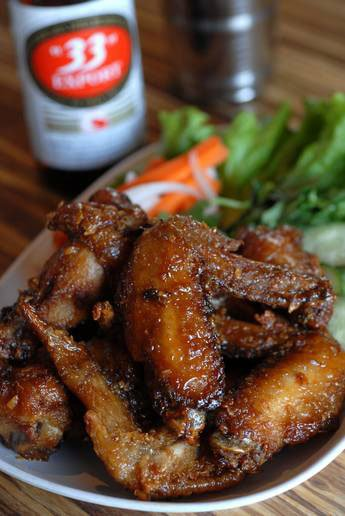 Pok Pok Portland Chicken Wings