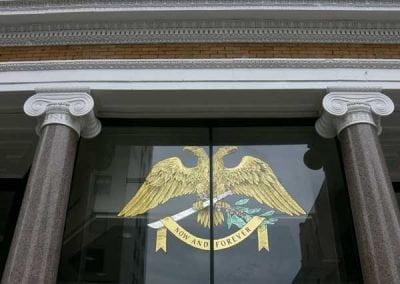 Barista III Portland - Window