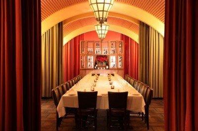 Oba Dining Room Portland
