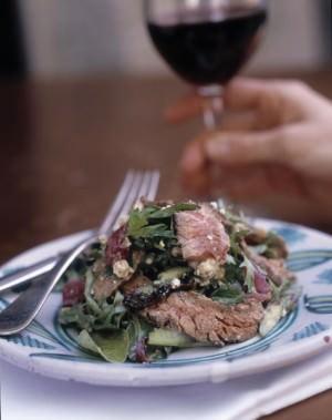 Park Kitchen Flank Steak Salad