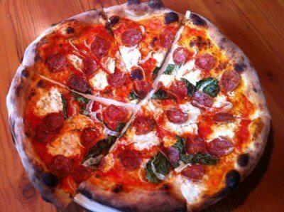 Ken's Artisan Pizza Portland
