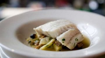 Ned Ludd Portland - Ling Cod