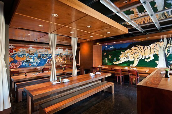 Portland Restaurants with Group Space Rentals  Yakuza