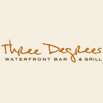 Three Degrees Restaurant logo
