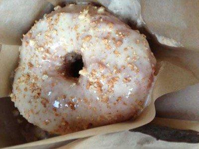 Blue Star Donuts dulche de leche