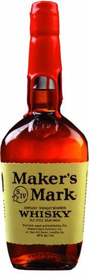 Maker's Mark bottle